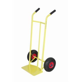 Carrello porta sacchi ruote pneumatiche