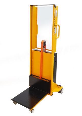 Sollevatore Elettrico 100 kg con Piastra Sollevamento